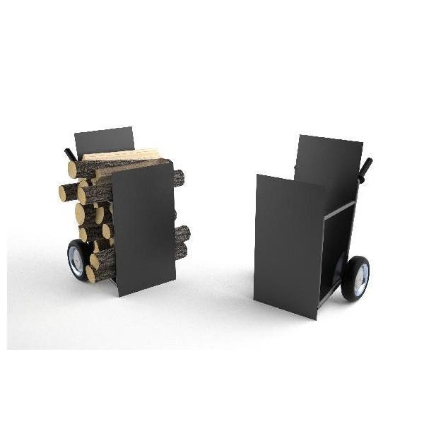 Vozík na přepravu dřeva LU/006