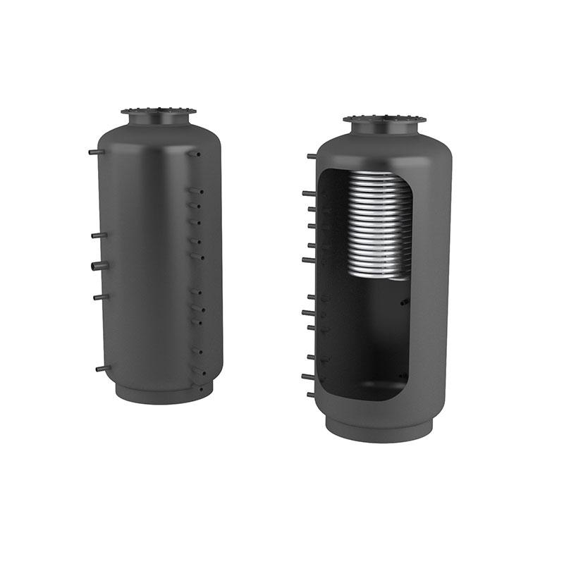 Akumulační nádrž s ohřevem TUV - MT0 650l +DN32