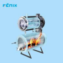 Kotel Fénix 90 na dřevo 11 - 35 kW